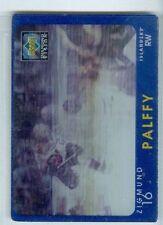 Zigmund Palffy 1997-98 Upper Deck Diamond Vision Lenticular Card #21 Islanders
