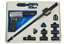 Professional Air Hammer Diesel Injector Extractor Tool & Adaptors 2200 BPM