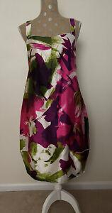Dolce Gabbana Silk Dress, Size 8 US/ 44 It