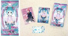 Hatsune Miku Clear Card Collection Gum V4 Miku 66 & Luka Megurine 23 Vocaloid NW