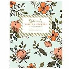Botanicals Labels and Stickers : Hundreds of Elegant Adhesives for Home and...