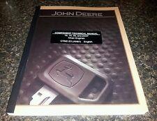 NEW JOHN DEERE 316 318 420 F930 16HP 18HP 20HP 24HP ONAN ENGINE TECHNICAL MANUAL