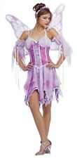 FANCY DRESS COSTUME ~ LADIES SEXY BUTTERFLY FAIRY SMALL 8-10