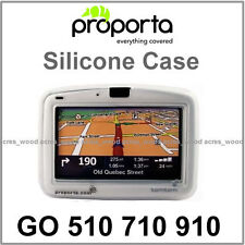 SILICONE SKIN CASE FOR TOMTOM GO 510 710 715 910 GPS SATNAV COVER PROTECT NEW