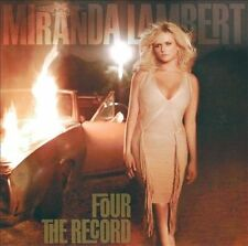 Four the Record by Miranda Lambert (CD, Oct-2011, Sony Music)