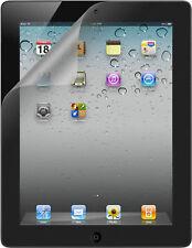 4 x iPad Air & Air 2 Clear Plastic Screen Guard LCD Protector Film Layer