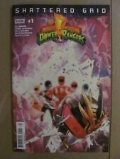 Mighty Morphin Power Rangers Shattered Grid #1 BOOM 2018 One Shot 9.6 NM+