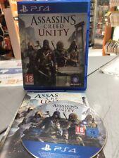 Assassin's Creed Unity Ita PS4 USATO GARANTITO