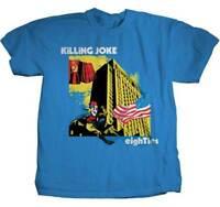 KILLING JOKE - Eighties - T SHIRT S-M-L-XL New Official Hi Fidelity Merchandise