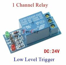 24V 1 Channel Relay Module Low Level Trigger Relay Expansion Board