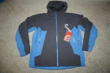 NWT XL THE NORTH FACE MEN HOODED HyVent POTOSI WATERPROOF HARD SHELL JACKET COAT
