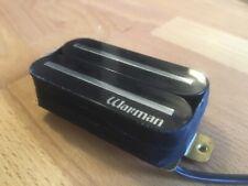 Warman Warblades. High output rail humbucker pickup - select neck or bridge