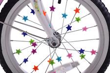 Bicycle Kids Bike Spoke Beads Spokey Dokeys Multi Coloured Boys Girls Retro Fun