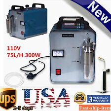 New Oxygen-Hydrogen Water Flame Polisher H160 Acrylic Flame Welder Machine 75L