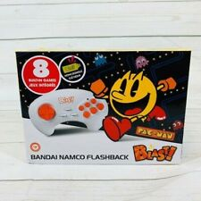 Pac-Man Blast Bandai Namco Flashback 8 Built-in Games HDMI Wireless Dongle (New)