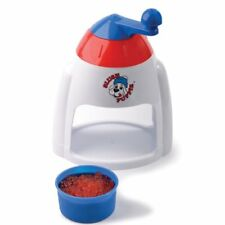 SLUSH PUPPIE Manual ICE SHAVER Tool Machine