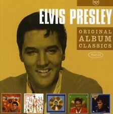 Original Album Series - Elvis Presley (Box Set) [CD]