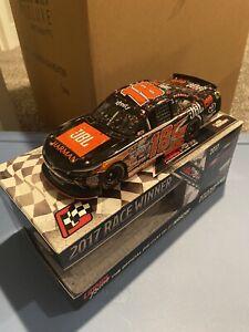 Christopher Bell 2017 Jbl Kansas Race Win #18 Camry 1/24