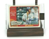 2021 Topps Archives Signature Series Raul Mondesi 1/1 On Card Auto