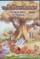 The Bellflower Bunnies: Room to Move and Carnival (DVD, 2003)