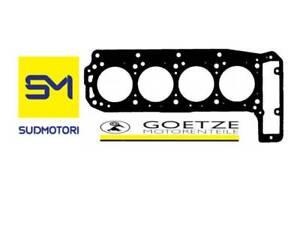 Serie Schmirgel GOETZE Dichtung Fiat 126 600 Cc 4V 11-0027-30