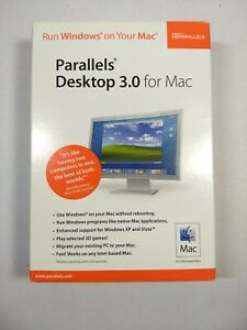 Parallels Desktop 3.0 for Mac Software. Run Windows on your Macintosh