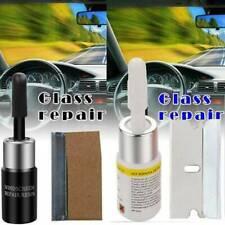 Automotive Car Window Glass Windshield Scratch Crack Repair Polishing Fluid Kit