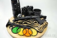 PHOTOSNIPER FS-12 Russian SLR 35mm Camera ZENIT-12S / TAIR-3S, HELIOS 44-2