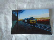 6x4 Photo of Class 47-47292 at Ruddington Railway Station, GCRN