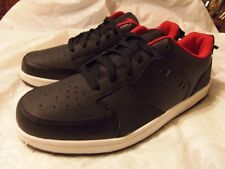 NWT - Men's And1 Providence Low Black Red Athletic Shoes SIZE - 10