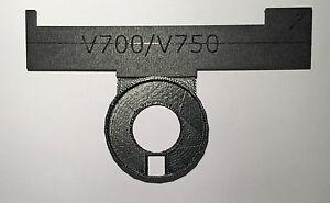 Kodak Disc film adapter made for Epson Perfection V700/750/800/850 film scanners