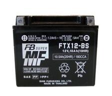 Bateria Furukawa FTX12-BS sin mantenimiento