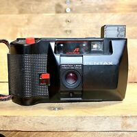 Pentax PC35AF-M 35mm Compact 35mm Film Camera w/ 35mm f2.8 sharp lens Lomo Retro