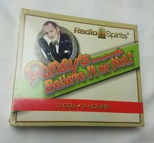 Ripley's Believe It or Not! (2004, CD) NEW free shipping