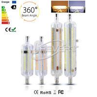 R7s 360 ° 3014 SMD LED Spot inundaciones luz lámpara halógeno bombilla reemplazo