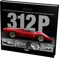 Ferrari 312P (works NART Amon Andretti Rodriguez Le Mans racing car) Buch book