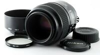 【 Near Mint 】 Nikon AF Micro Nikkor 105mm f/2.8 Macro Auto Focus Lens from JAPAN
