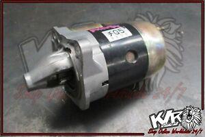 Genuine Starter Motor JG5 Replacement - 02/1999 Mazda 121 Metro DW S1 - KLR