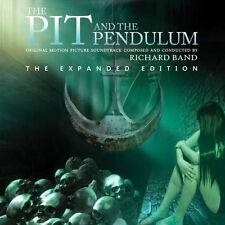 THE PIT & THE PENDULUM - COMPLETE SCORE - LIMITED EDITION - RICHARD BAND