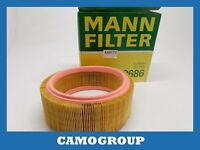 Air Filter Mann Filter For Dacia Logan Sandero Solenza C2686