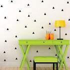 Polka Dot Triangle DIY Removable Wall Sticker Home Decor Kids Room PVC Decal
