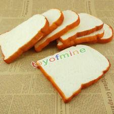14CM Jumbo Squishy Morbido odore di pane A FETTE PANE TOSTATO bambini giocattolo cuscino a mano 1PCS