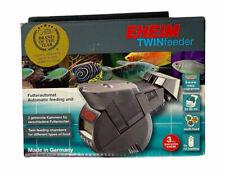 NEW Eheim Twin Feeder Automatic Fish Feeding Unit - 1 Pack