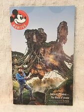 Disney World Summer 2017 Monitor Passholder Pandora Edition w/ Guide NEW (Open)