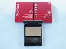 2 SHISEIDO SATIN FACE COLOR - BE 206 - 0.22 OZ EA/0.44 OZ TOT NIB