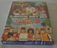 NEW The SANDLOT 2-Movie GIFT SET DVD FACTORY SEALED