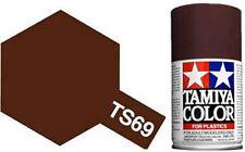 Tamiya TS-69 LINOLEUM DECK BROWN Spray Paint Can 3 oz 100ml #85069 Mid America