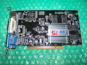 Retro Sapphire ATi Radeon 7000 64MB DDR PCI DVI/VGA/TV-Out Graphics Card