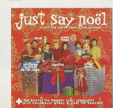 Just Say Noel by Various Artists (CD, Oct-1996, Geffen)