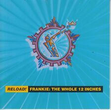 Frankie Goes To Hollywood CD Reload! Frankie The Whole 12 Inches 1994